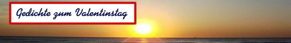 Logo Gedichte zum Valentinstag